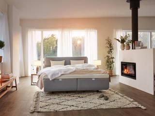 NEW NORTH BED por TEMPUR + SEALY Portugal Clássico