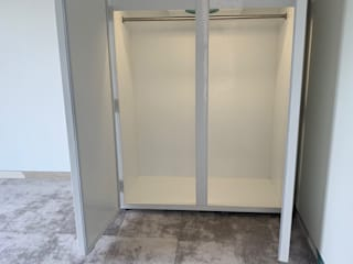 Холодильник на 6 шуб для встраивания в мебель в квартире в Новосибирске от Beauty&Cold Классический