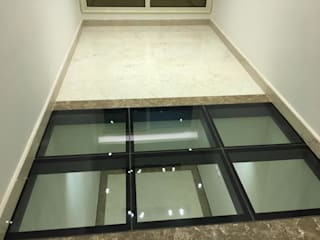 Pasillos, vestíbulos y escaleras modernos de lifestyle_interiordesign Moderno