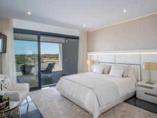H&P Mobiliário e Decoração BedroomTextiles Textile Amber/Gold