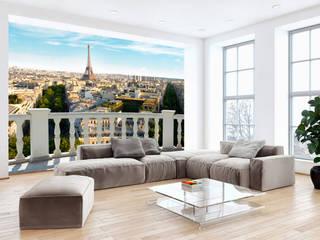 Mobili a Colori Eclectic walls & floors Rubber Multicolored