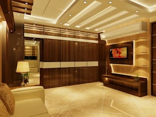 Luxury Inteiror work, contact for contracting by Lakshmi Interior