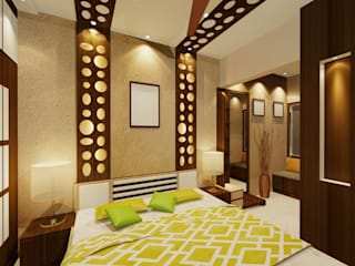 Interior contractors in kolkata by Lakshmi Interior