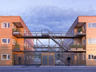 Vientos del Sur VZ estudio Casas modernas: Ideas, imágenes y decoración