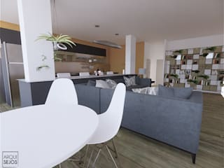 Reforma integral en Alicante de ArquiSEJOS - Diseño para tu casa