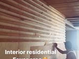 Monoceros Interarch Solutions Vestíbulos, pasillos y escalerasAccesorios y decoración Madera Marrón