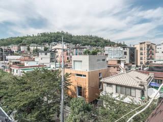 드디어 연남: 조앤파트너스 건축사사무소의 미니멀리스트 ,미니멀