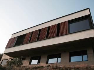 Maison d'Architecte par IND Architecture Minimaliste