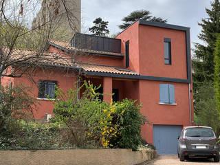 Renovation d'une maison par IND Architecture Moderne