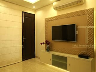 rustic  by Total Interiors Solutions Pvt. ltd. , Rustic