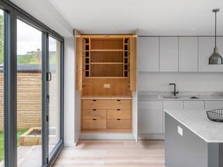 Barnfield Way, Bath by Chaunceys Timber Flooring Scandinavian