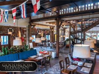 Ruang Makan Gaya Country Oleh Goodroom Harmony Country