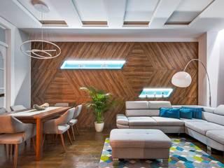 Ruang Keluarga Modern Oleh Goodroom Harmony Modern