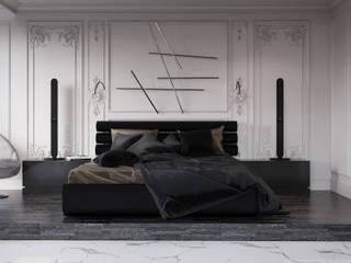 Camera da letto in stile classico di Vashantsev Nik Classico