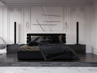 Classic style bedroom by Vashantsev Nik Classic