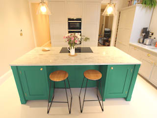 Canford Road, Clapham Common - SW11 Cocinas de estilo moderno de APT Renovation Ltd Moderno