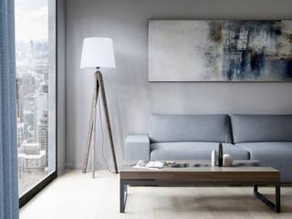 Modern Living Room by Rexus Design 3D Modern