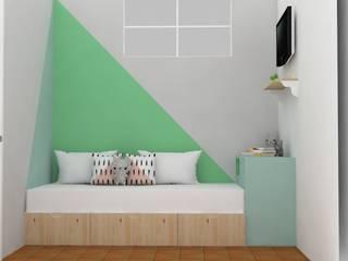 Decó ambientes a la medida Girls Bedroom