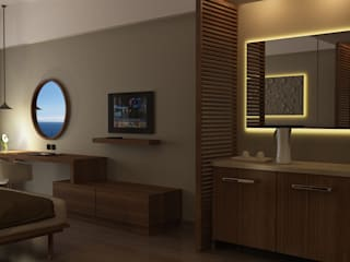 Small bedroom by 3d Antalya, Modern