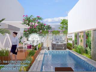 by Sân Vườn Đỉnh Việt Modern
