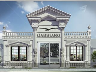 Casas clássicas por مهندس معمارى حر Clássico