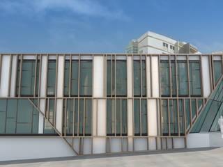 EDIFICIO DE OFICINAS INARQ Espacio Edificios de oficinas de estilo moderno