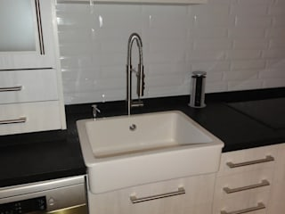 SQ-Decoración KitchenSinks & taps