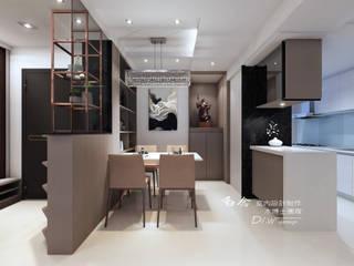 仁山洺悅 根據 木博士團隊/動念室內設計制作 現代風