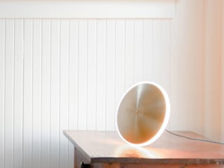 Designort Sala de estarIluminação Metalizado/Prateado