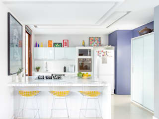Cocinas de estilo minimalista de TAO Projetos Minimalista