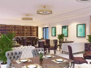Thiết kế kiến trúc nội thất Khách sạn Kiến Hưng - Thái Bình Thiết Kế Nội Thất - ARTBOX
