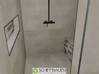 Modern bathroom by Fliesen Schiffbauer Modern