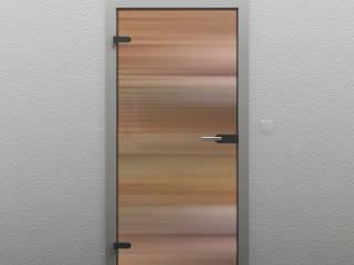 Glastüren - Digitaldruck: modern  von TÜR-AUS-GLAS,Modern