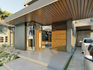 Oleh Structura Architects Modern