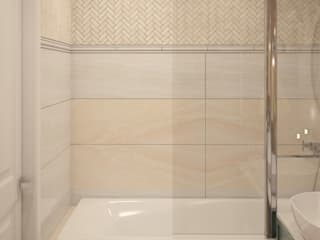 Zhanna Kazakova Classic style bathroom