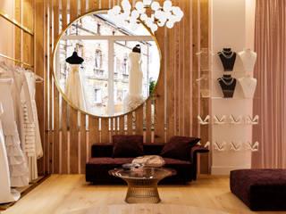 Wedding salon Гостиная в стиле модерн от AEgroup Модерн