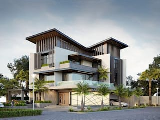 Kiến trúc Hoa Vinh Vilas
