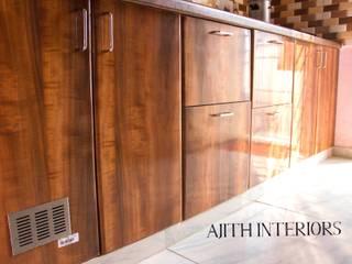modern  by Ajith interiors, Modern