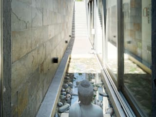 Jardines de estilo moderno de Carbone Arquitectos Moderno