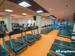 RÖ | ARQUITECTOS Modern stadiums