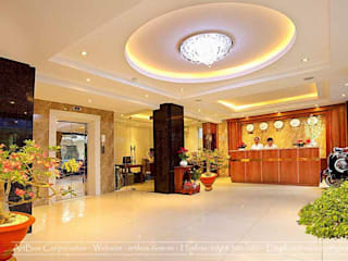 Thiết kế kiến trúc nội thất Khách sạn Golden Sand – Nha Trang Thiết Kế Nội Thất - ARTBOX