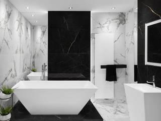 Bagno moderno di Salon HOFF Moderno