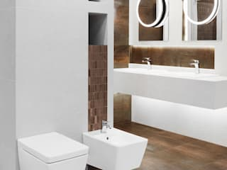 Industrial style bathroom by Salon HOFF Industrial