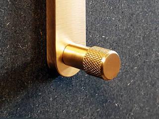 Jam Solid Brass Wall Hook Jam Furniture Vestíbulos, pasillos y escalerasPercheros y colgadores Cobre/Bronce/Latón