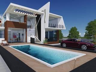 villa tasarımı ArchSia Modern