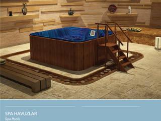 Formina Banyo Çalık Konsept Mimarlık SpaHavuz & Spa Aksamları Ahşap rengi
