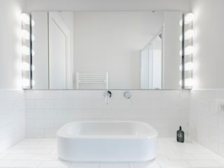 Modern bathroom by Caleidoscopio Architettura & Design Modern