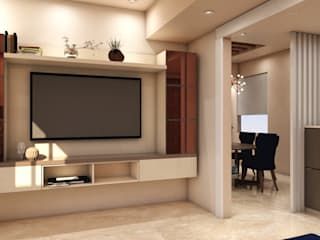 Modern Furniture, Modular set ups.: modern  by Orizzonte Interiors Private Limited,Modern