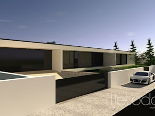 de Método-Arquitectura & Decoração Moderno