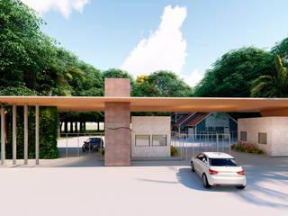 di Floema Arquitetura Moderno
